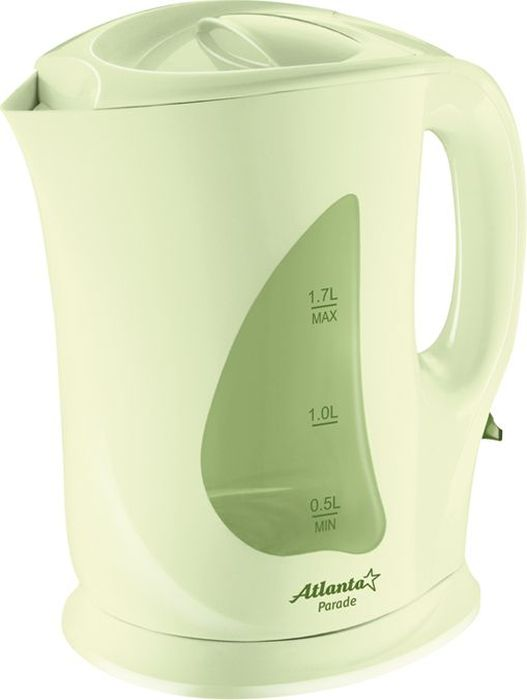 Чайник электрический Atlanta ATH 723 Green