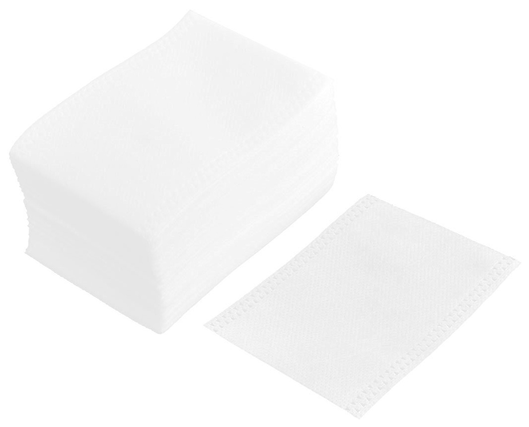 Купить Безворсовые салфетки IRISK professional Безворсовые хлопковые 1000 шт белые