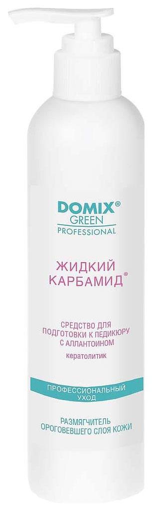Купить Гель-кератолитик для подготовки к педикюру Domix «Жидкое лезвие», 250 мл, Domix Green Professional
