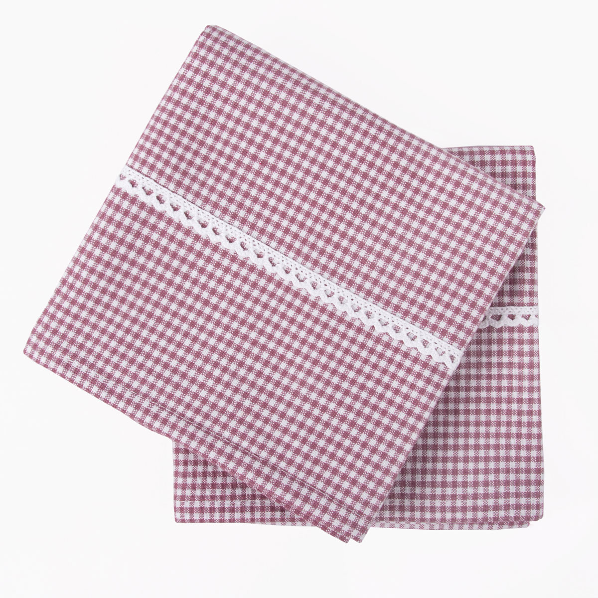Кухонное полотенце Arya Soho Цвет: Бордовый (50х70