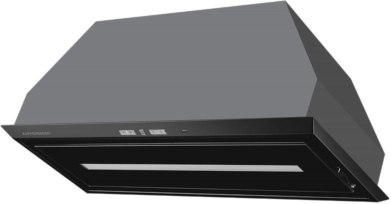 Вытяжка встраиваемая Kuppersberg Inbox 73 Black
