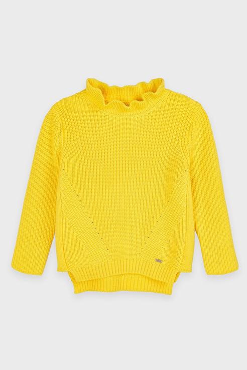 Джемпер Mayoral 4343 цв.желтый р.134