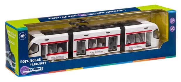 Игрушечный трамвай Yibao Toys Городской транспорт