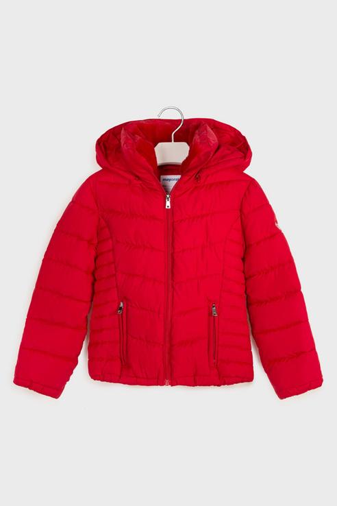 Стеганая куртка Mayoral 416 цв.красный р.152 416/_красный