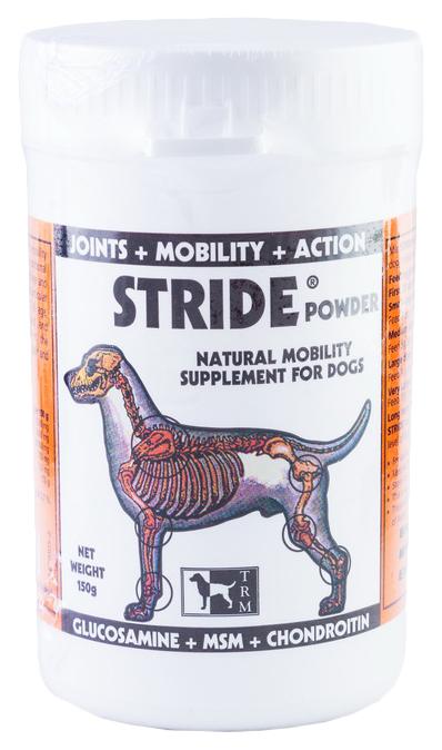 TRM Stride порошок для собак профилактика