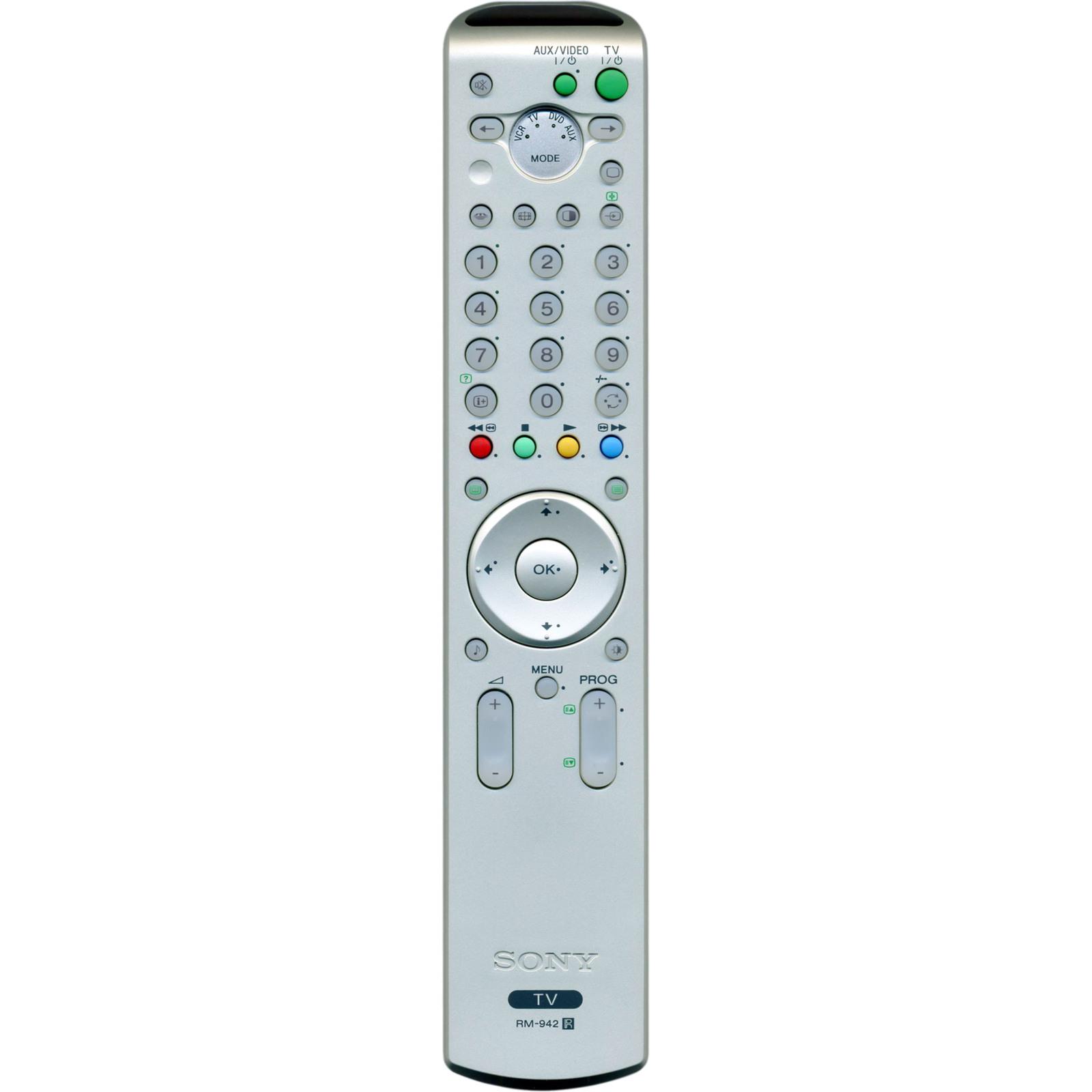 Пульт Sony RM-942/RM-943