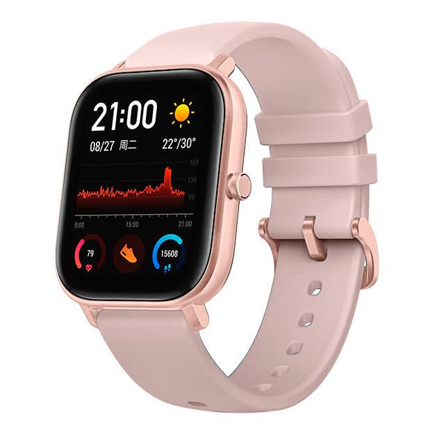 Смарт часы Amazfit GTS Rose Pink/Pink