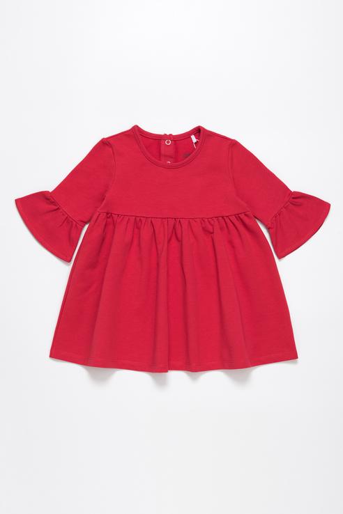 Платье детское Artie цв. красный р.74
