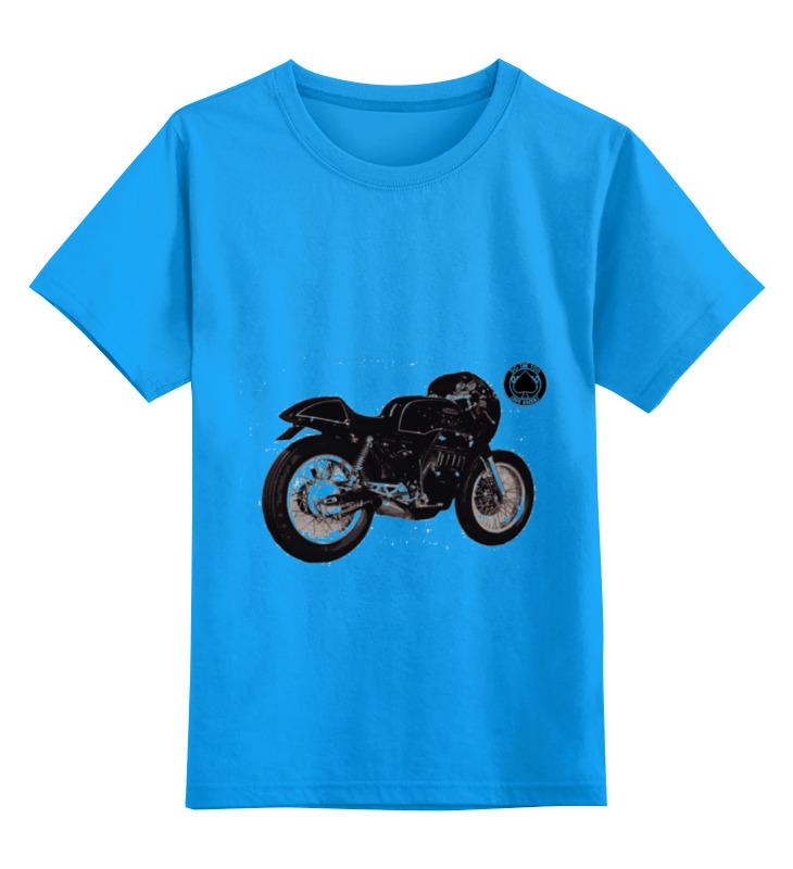 Детская футболка Printio Толстовка do the ton цв.голубой р.164 0000000738858 по цене 990