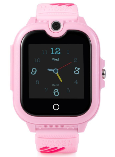 Детские смарт часы Wonlex Smart Baby Watch