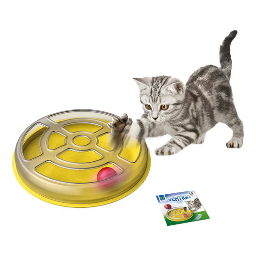 Дразнилка для кошек Georplast, Пластик, 29x29x5см