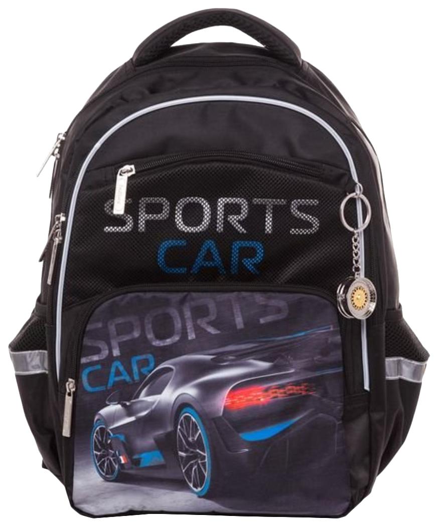 Рюкзак детский Hatber Soft Sport car 37х28х17