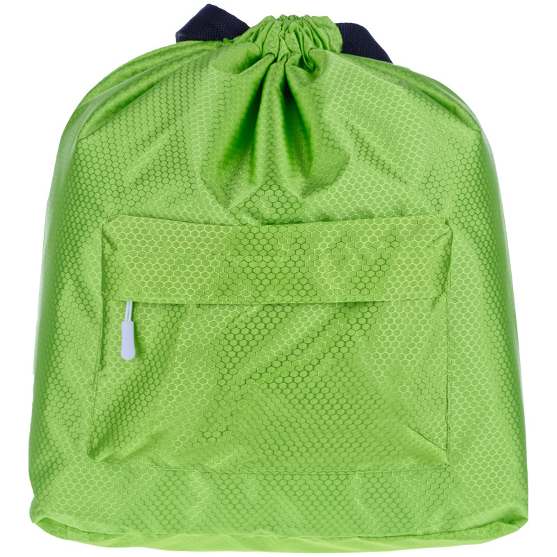 Мешок для обуви ArtSpace, 41x44 см, зеленый