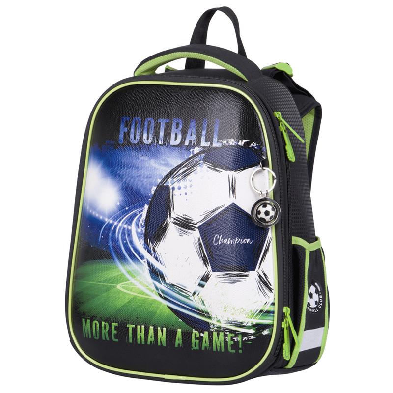 Купить Ранец детский Berlingo Expert. Football, 37x28x16 см,