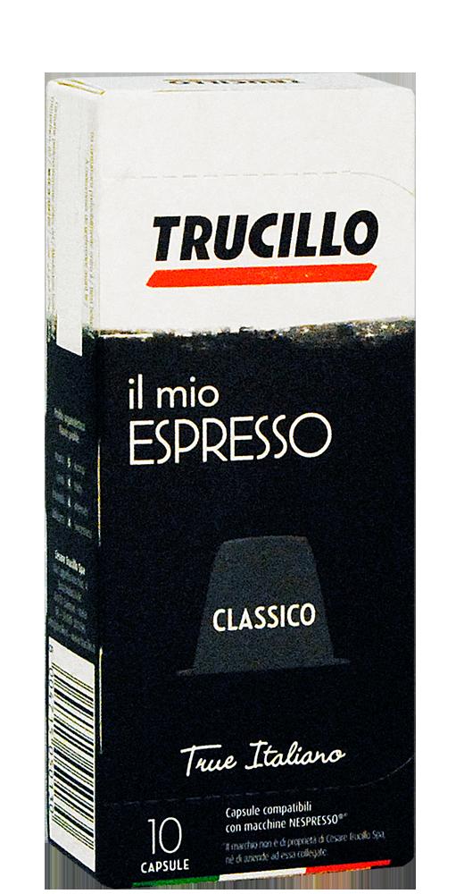Кофе в капсулах Trucillo Il Mio Espresso Classico Nespresso® 55г фото