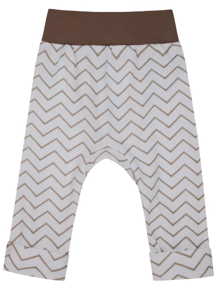 Купить Штаны КотМарКот Добрый львенок 5030136 р.62, Шорты и брюки для новорожденных