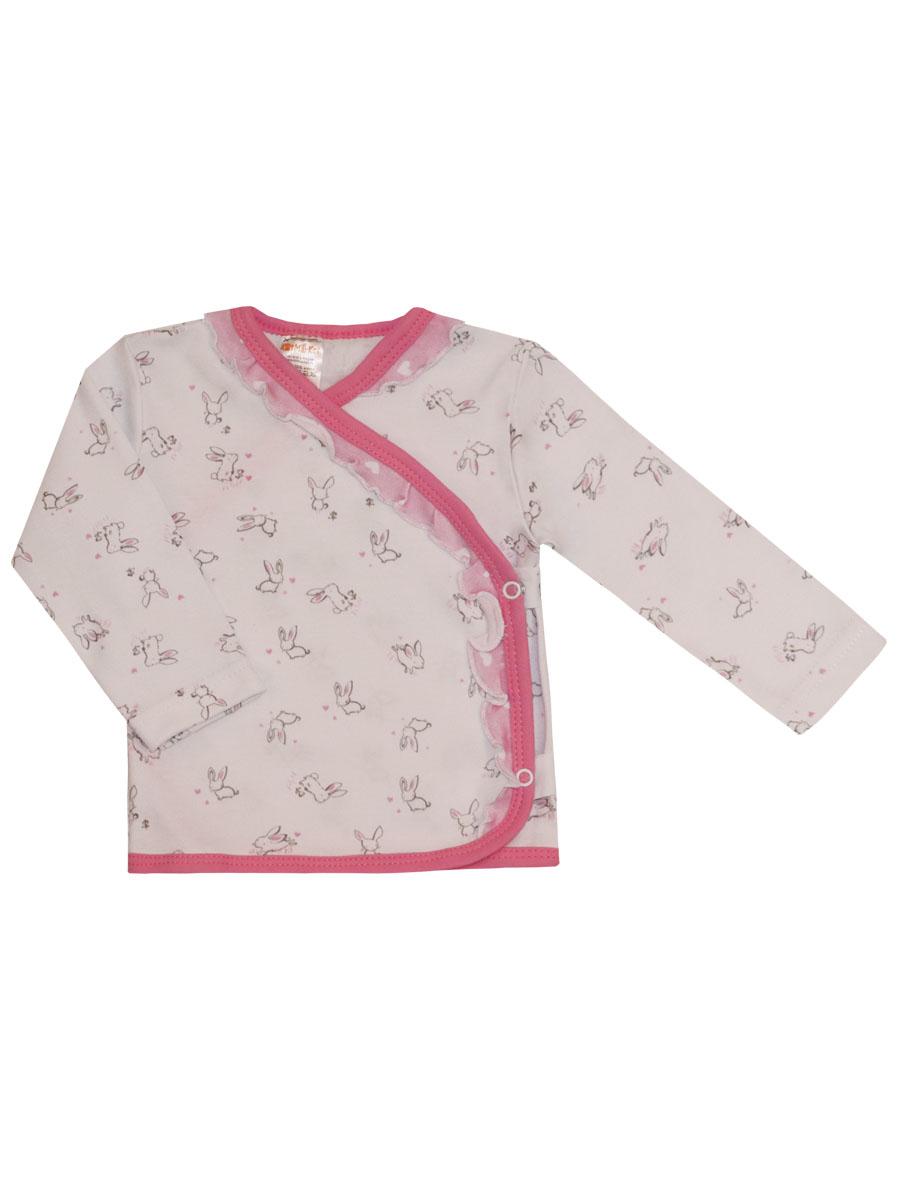 Купить Кофта КотМарКот Нежный зайка 9040123 р.68, Кофточки, футболки для новорожденных