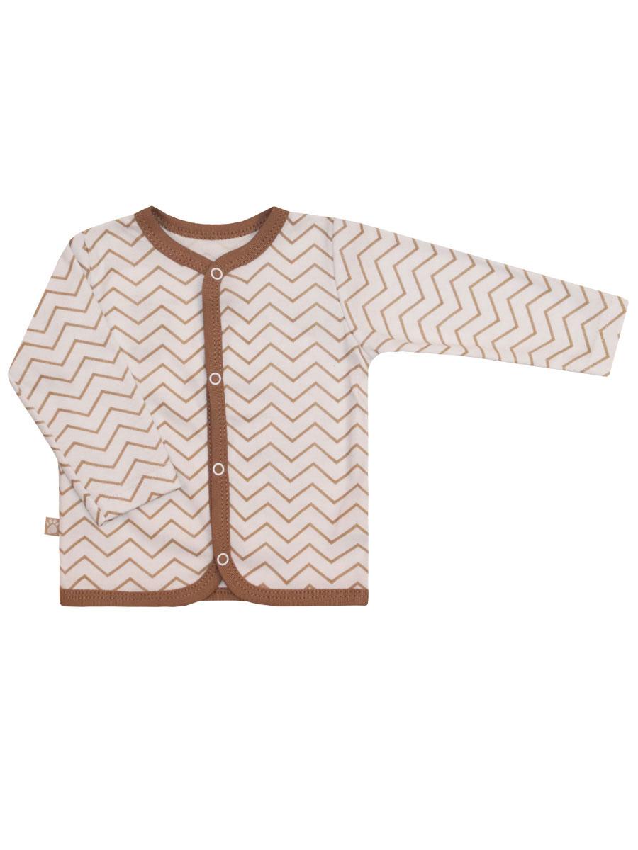Купить Кофта КотМарКот Добрый львенок 9070138 р.56, Кофточки, футболки для новорожденных