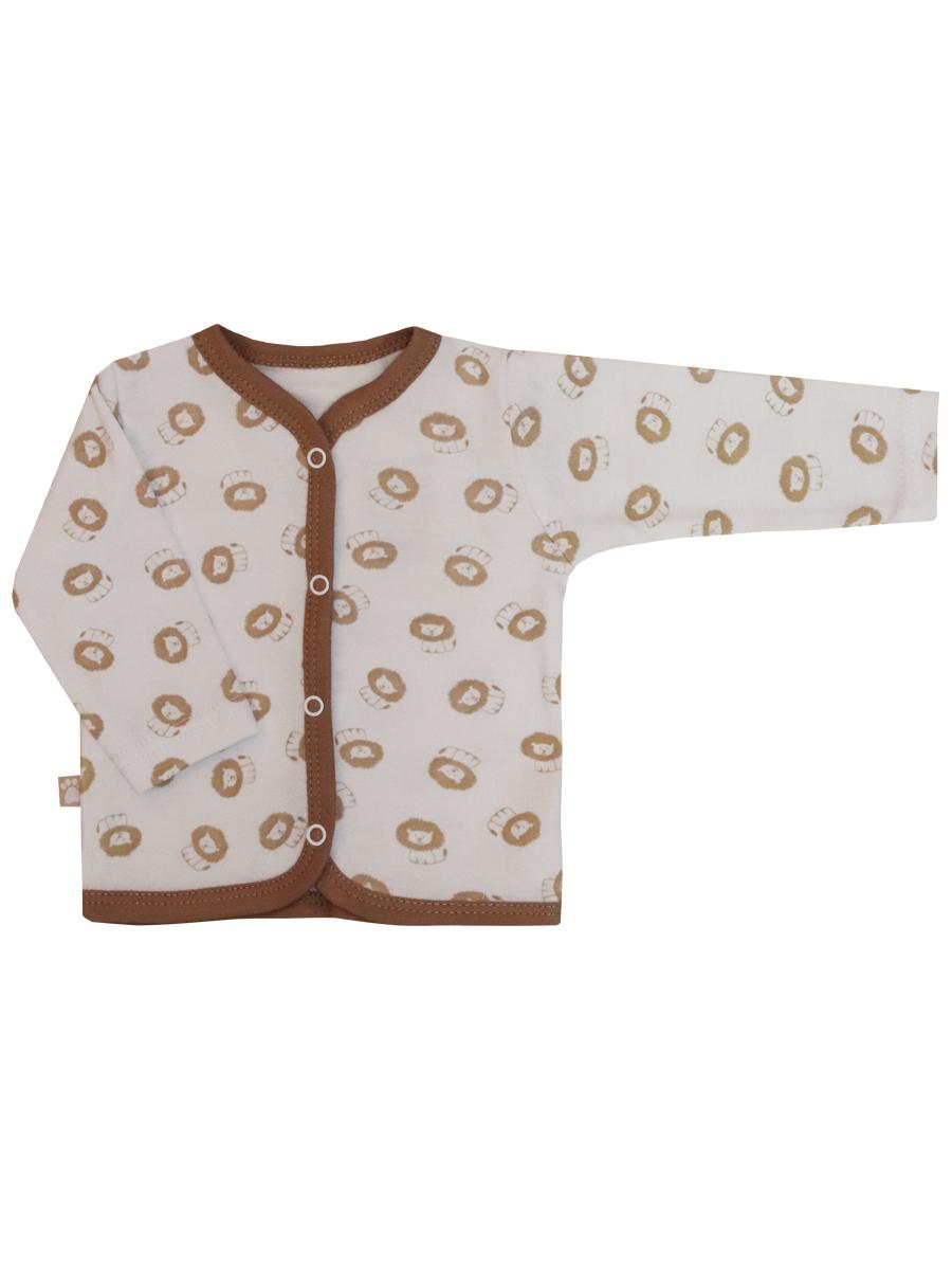 Купить Кофта КотМарКот Добрый львенок 9070135 р.62, Кофточки, футболки для новорожденных