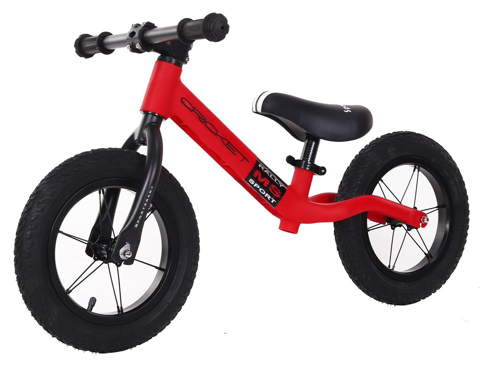Беговел Sportsbaby Multi MS 344 красный