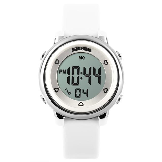 Часы SKMEI 1100   Белые