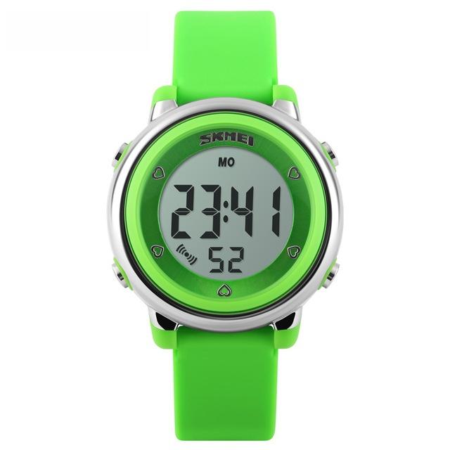 Часы SKMEI 1100   Зеленые
