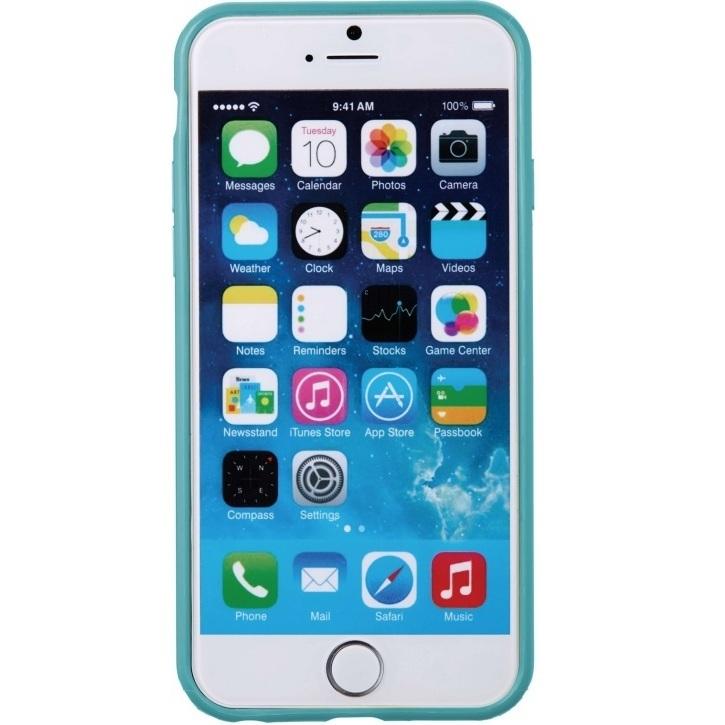 Чехол AnyMode Bumper Plus для Apple iPhone 6/6S (мятный)