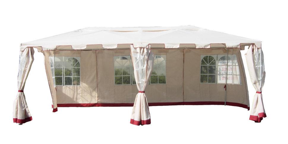 Садовый шатер Green Glade 1049 300 х 600 см