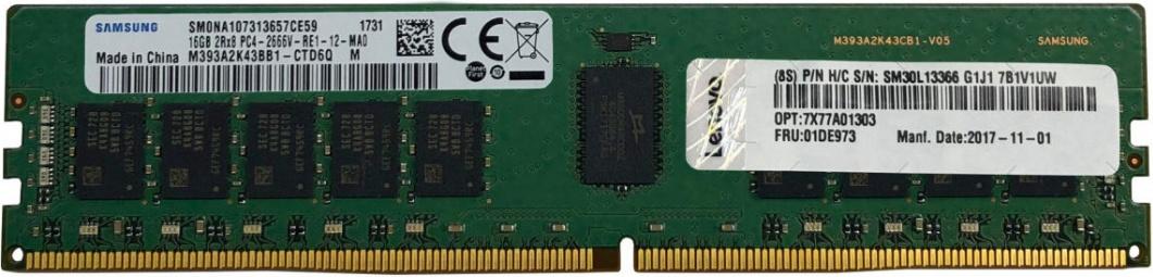Оперативная память Lenovo DDR4 32GB (4ZC7A15122)