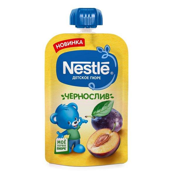 Пюре фруктовое Nestle чернослив 90 гр