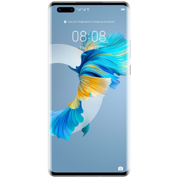 Смартфон Huawei Mate 40 Pro Mystic Silver (NOH-NX9) Mate 40 Pro Mystic Silver (NOH-NX9)
