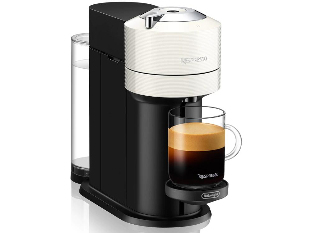 Кофемашина капсульного типа Delonghi Vertuo ENV120.W White
