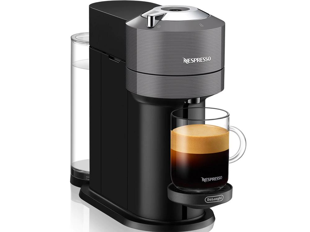 Кофемашина капсульного типа Delonghi Vertuo ENV120.GY Grey