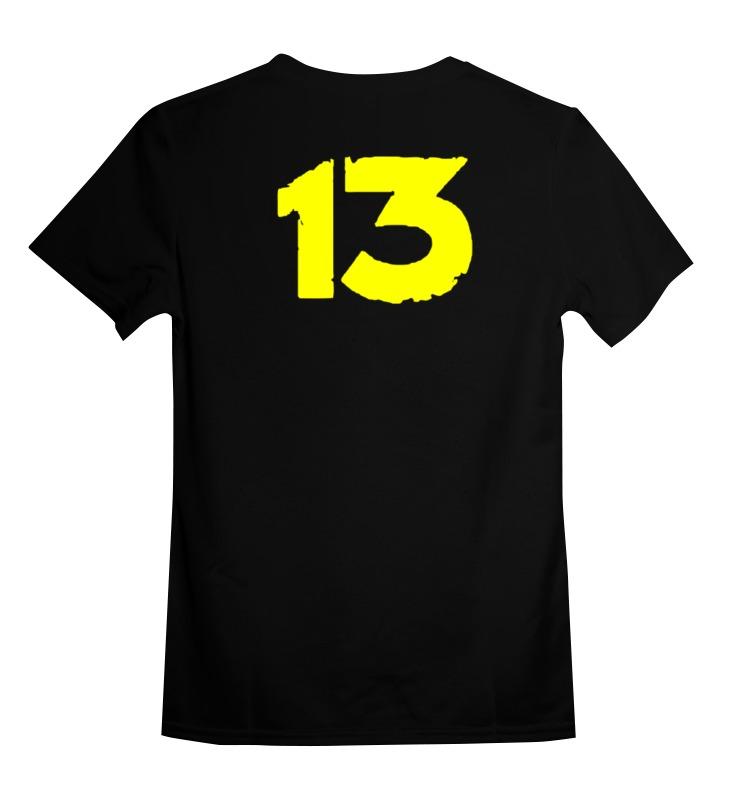 Детская футболка Printio Волт13 цв.черный р.116 0000000740119 по цене 842