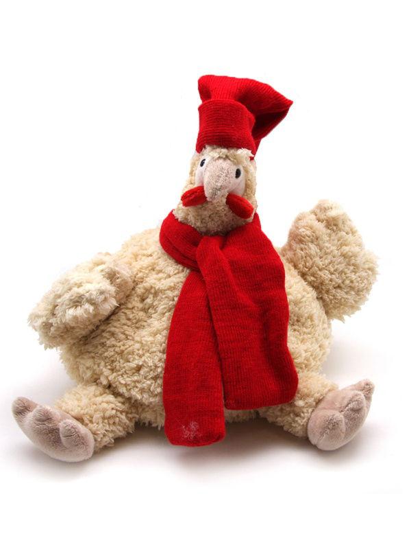 Мягкая игрушка Jackie Chinoсo Крис петушок