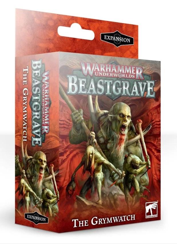 Warhammer Underworlds: Beastgrave   Мрачный дозор