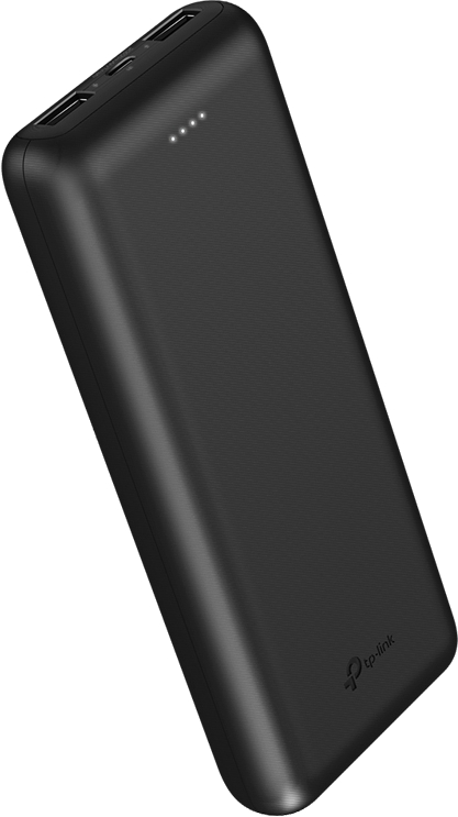 Внешний аккумулятор TP LINK TL PB20000 Black