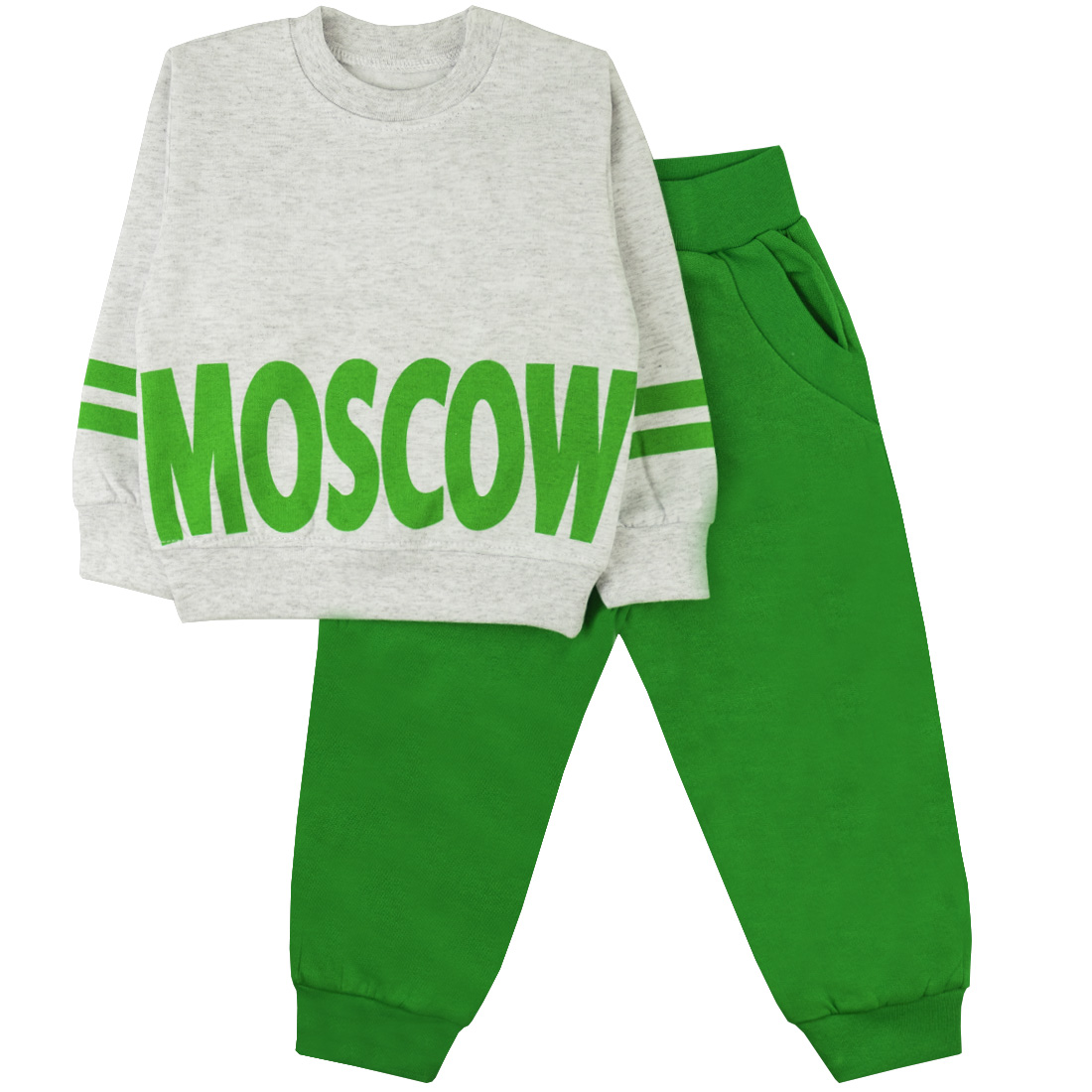Спортивный костюм для девочек Юлла 488ф цв. зелёный р.152