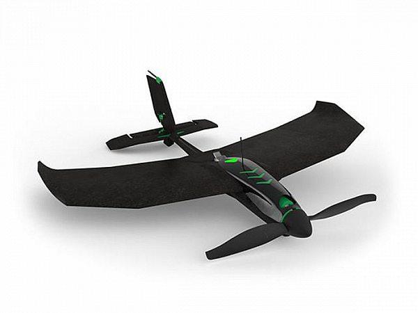 Купить Самолет управляемый со смартфона TobyRich SmartPlane Pro, Радиоуправляемые самолеты