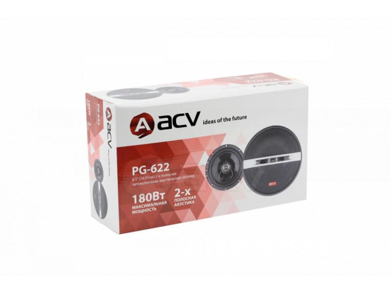 Автомобильные колонки ACV PG 622 (28331)