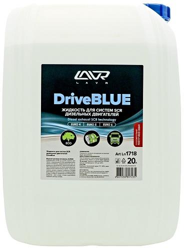 Жидкость Для Систем Scr Дизельных Двигателей Driveblue