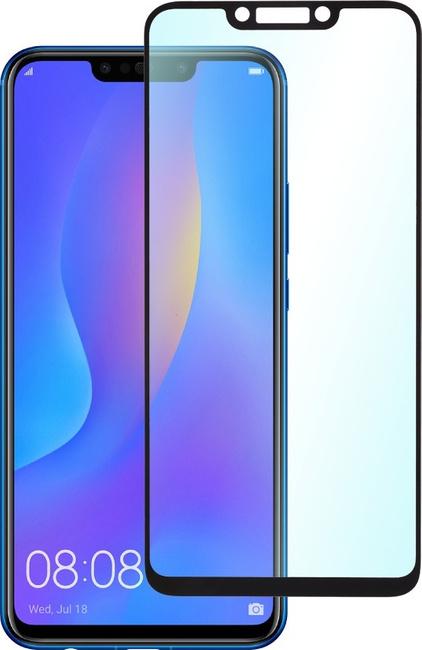 Защитное стекло Wewo для Huawei Nova 3 Full Glue с рамкой 2.5D Black