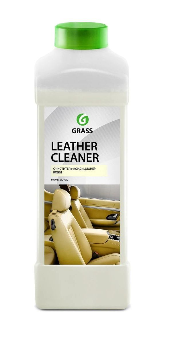 Очиститель Обивки Leather Cleane 1л GraSS 131100