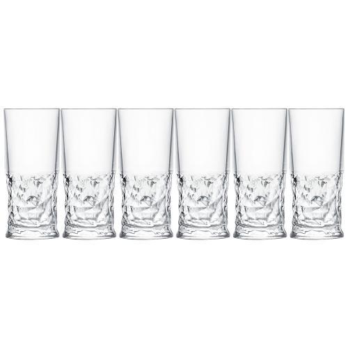 Набор стаканов RCR, Funky, 350 мл,