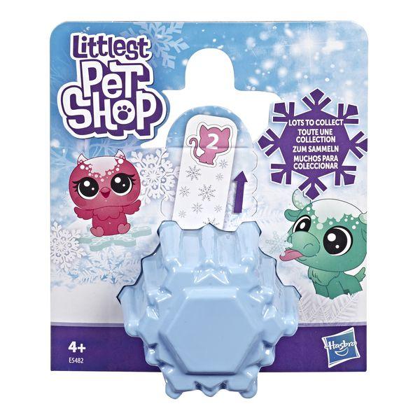 Фигурки Hasbro Петы парочки Литл Пет Шоп, Холодное царство
