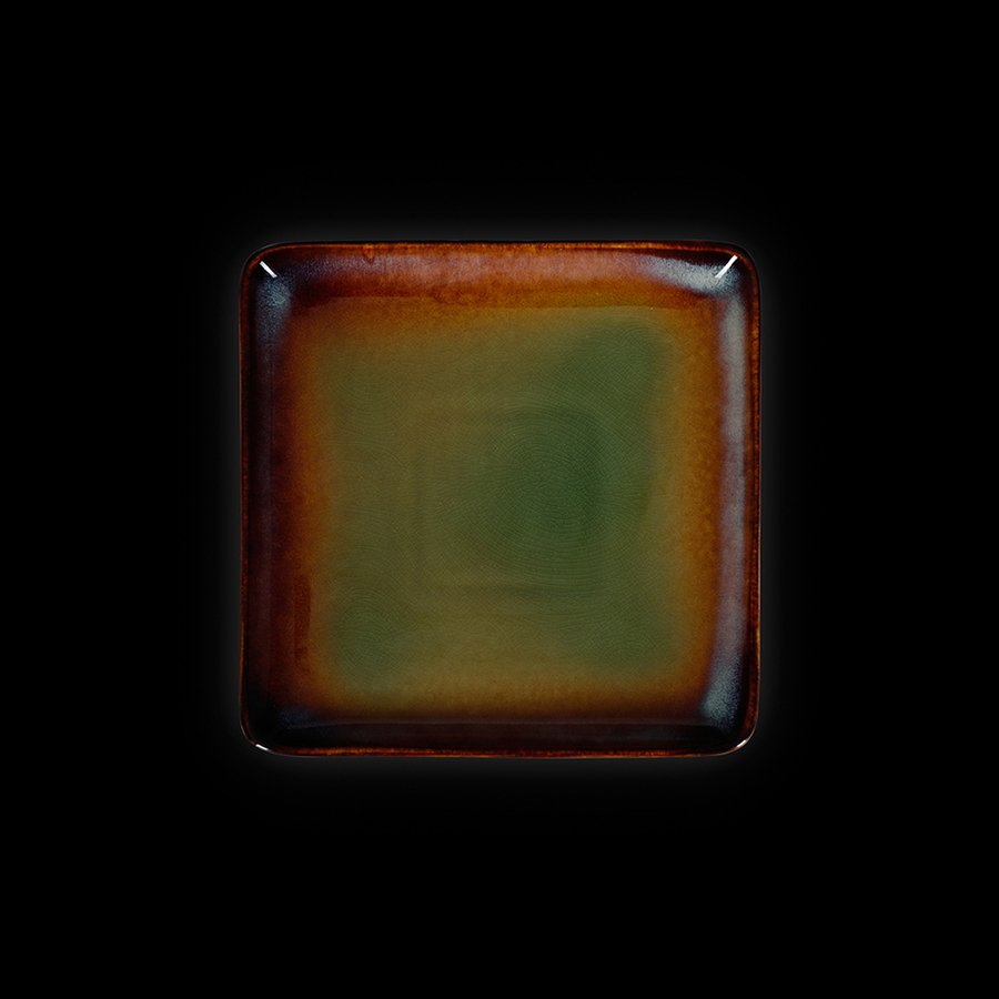 Тарелка квадратная 7