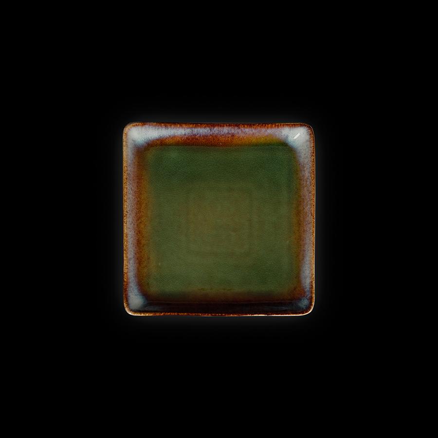 Тарелка квадратная 6,25