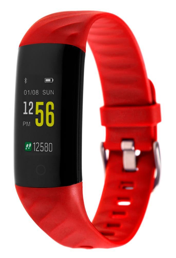 Фитнес браслет GSMIN WR22 Red