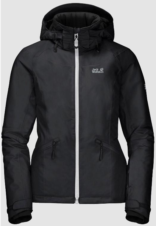Куртка Jack Wolfskin Powder Mountain Jacket black M.