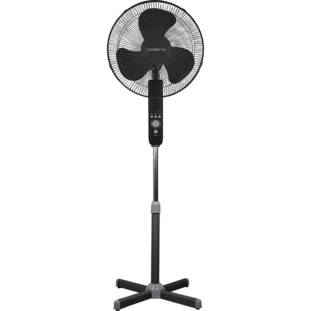 Вентилятор Polaris PSF 2340 RC Black/Grey